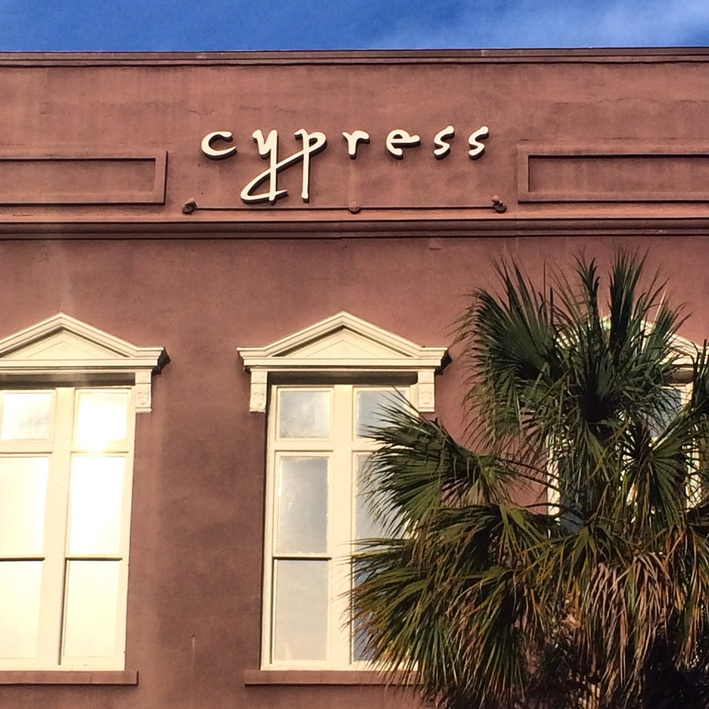 Cypress Restaurant in Charleston