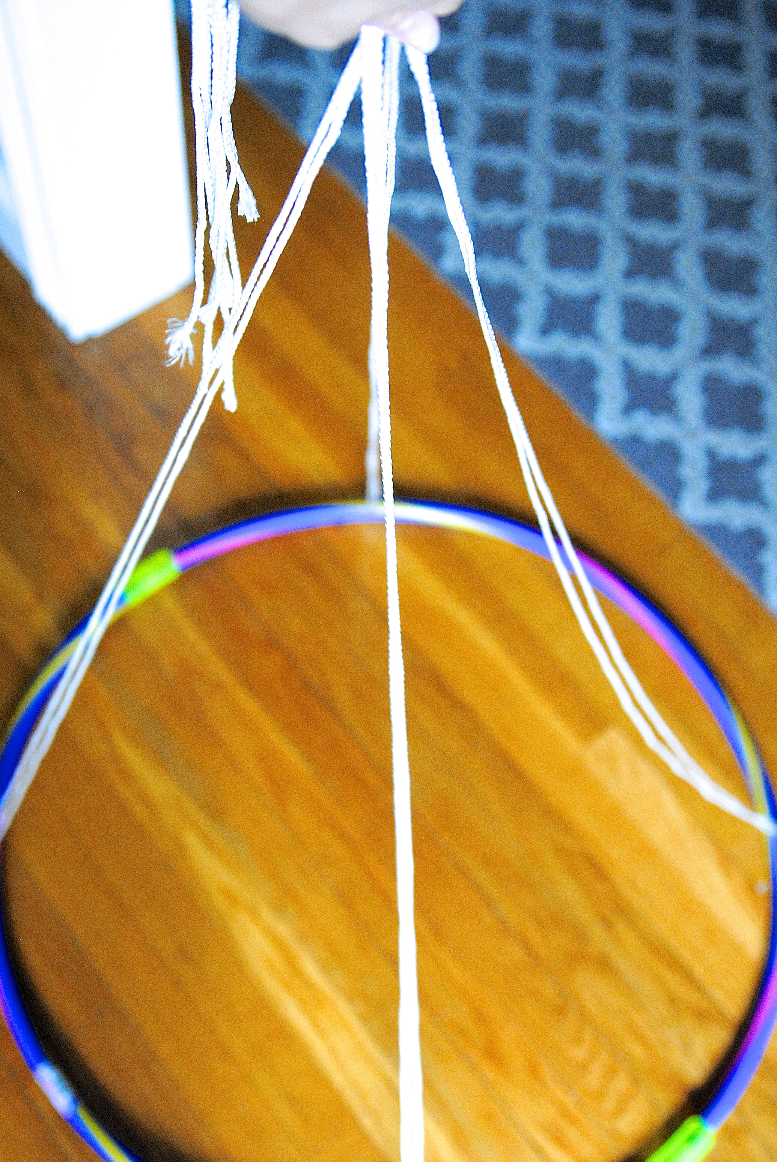 Make A Diy No Sew Kids Play Canopy Tent In An Hour