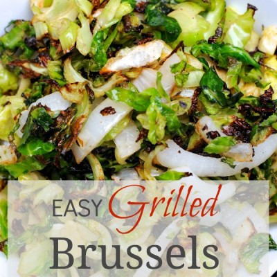 My New Favorite Way to Make Brussels Sprouts