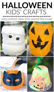Quick Halloween Craft Ideas for Kids