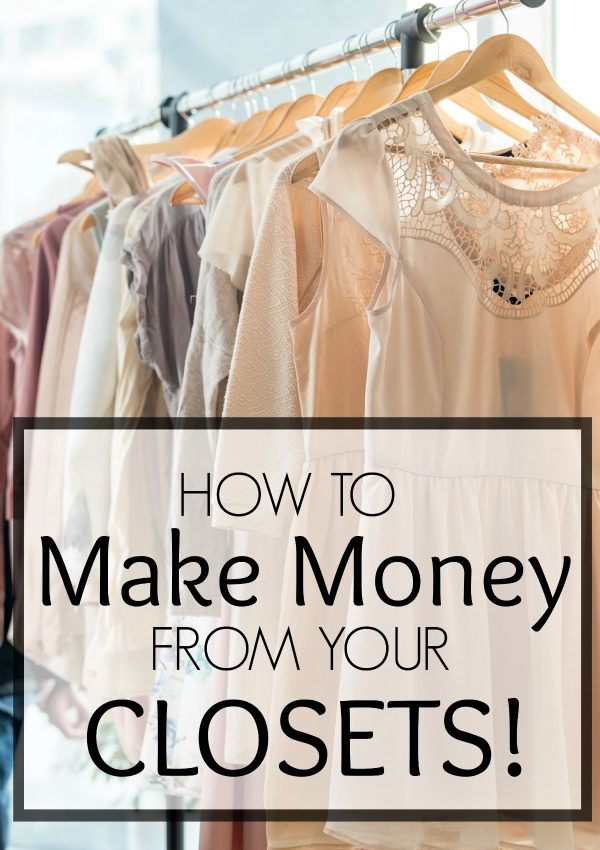 How to Make Money From Your Decluttered Cast-offs {KonMari Method 101}