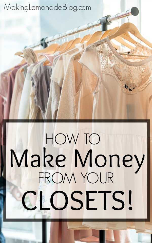 How to declutter and make money from it