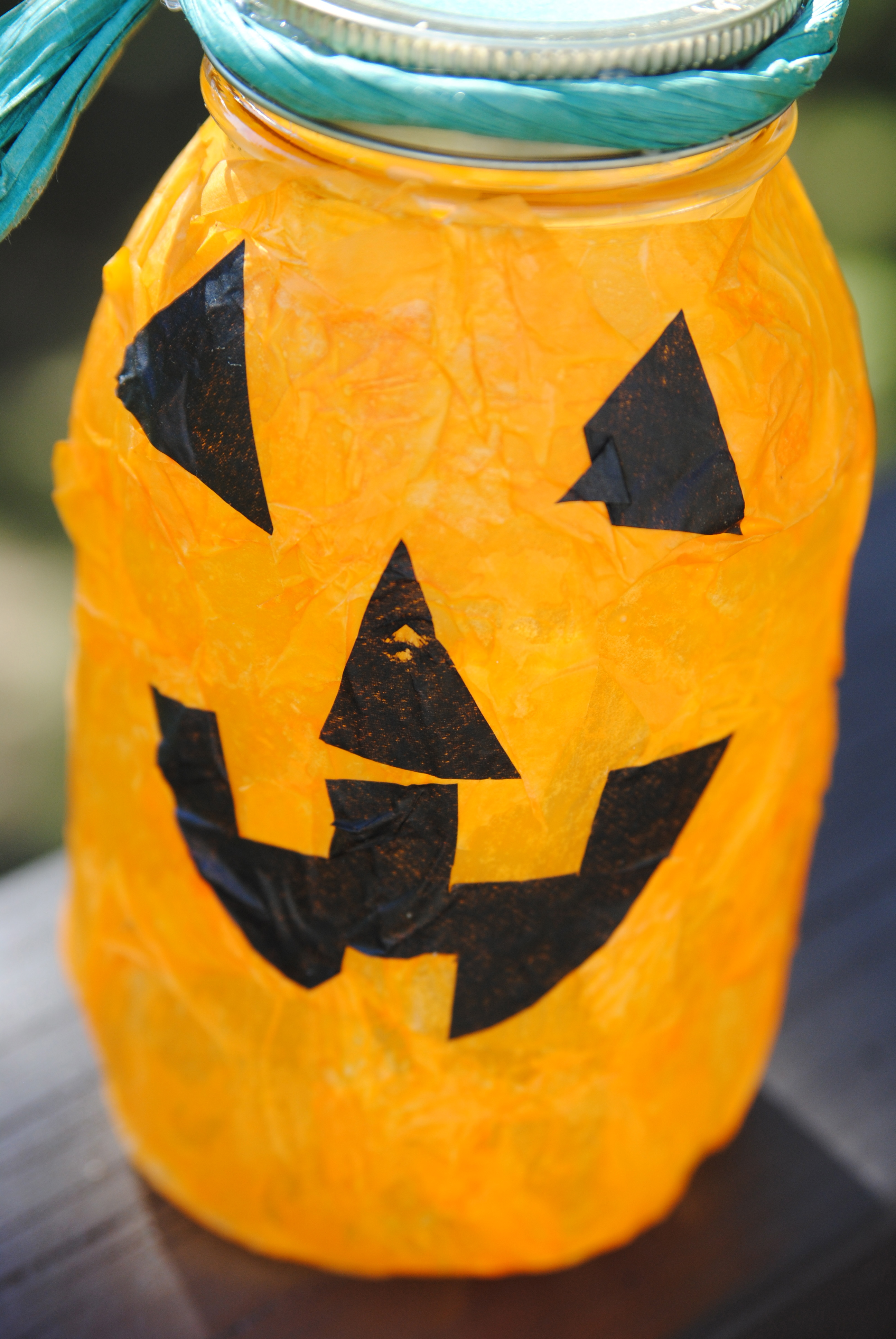 Quick Halloween Craft Ideas for Kids   Making Lemonade