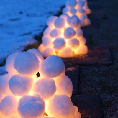 15 Beautiful Christmas Outdoor Lighting DIY Ideas