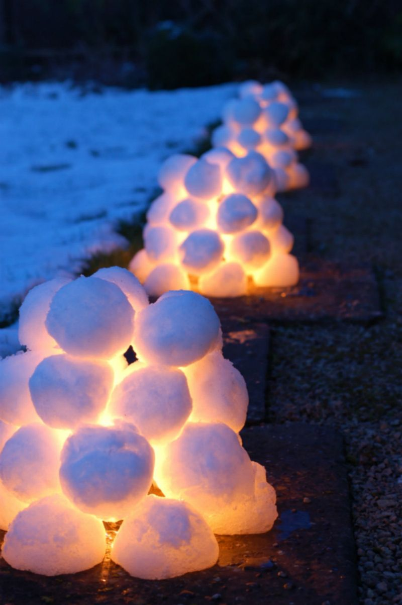 these gorgeous diy outdoor christmas lighting ideas are sure to bring joy over the holidays - Joy Outdoor Christmas Decoration
