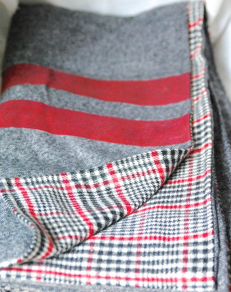 Diy Throw Blanket Tutorial Stay Warm All Season