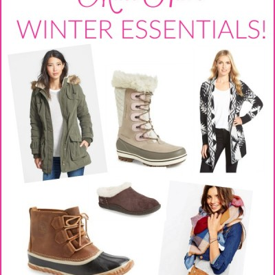 Fashion Favorites: Winter is Coming!
