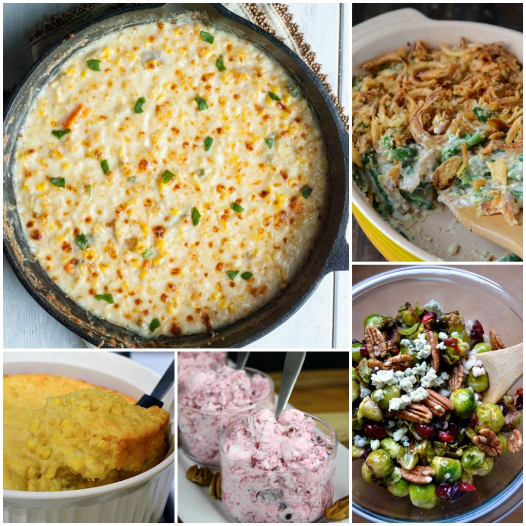More amazing side dish options for the holidays