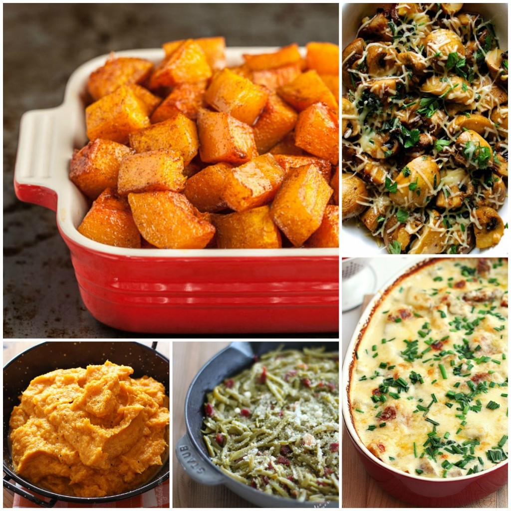 Yummy side dishes from Pinterest