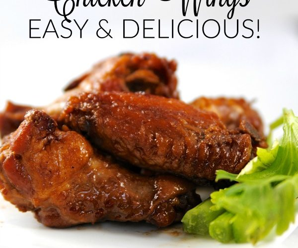 Finally, a healthier version of a game-day classic, this teriyaki chicken wings recipe is a huge hit at parties and tailgating!