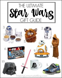 The Ultimate Star Wars Gift Guide (For Fans of ALL Ages)