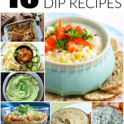 Don't Show Up for Game Day Without One of These! (15 Delish Dip Recipes)