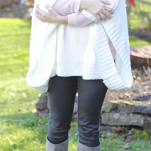 daily mom style: winter fashion ideas that look cute AND are super comfy!