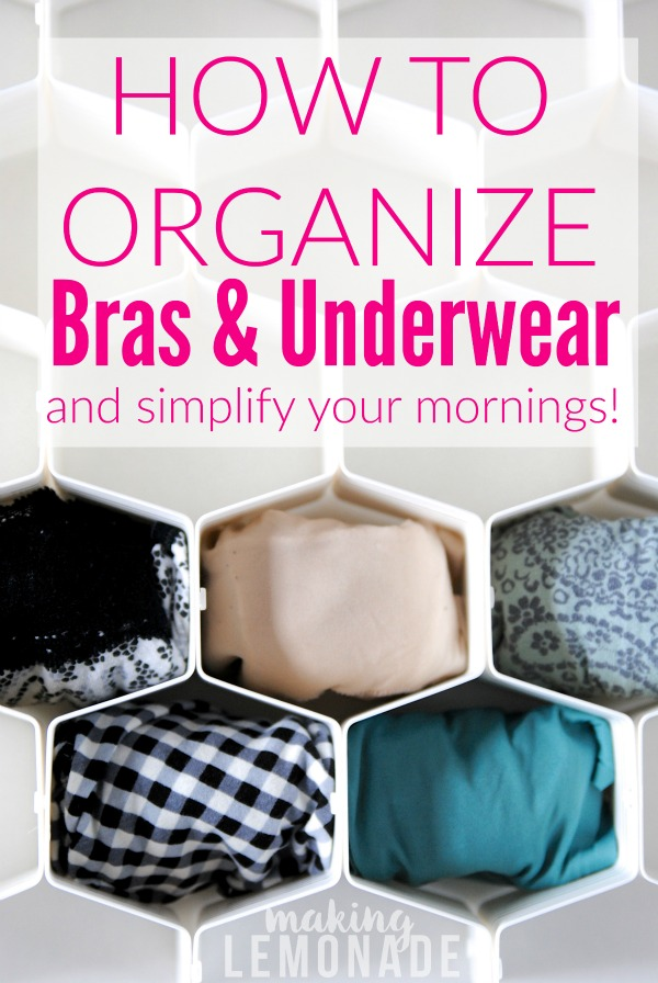 How To Organize Your Underwear Drawer Konmari Method
