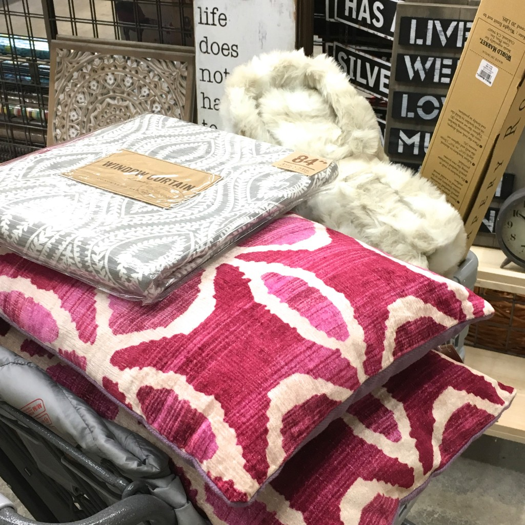 Quick Decorating Ideas: World Market Home Decor Finds You