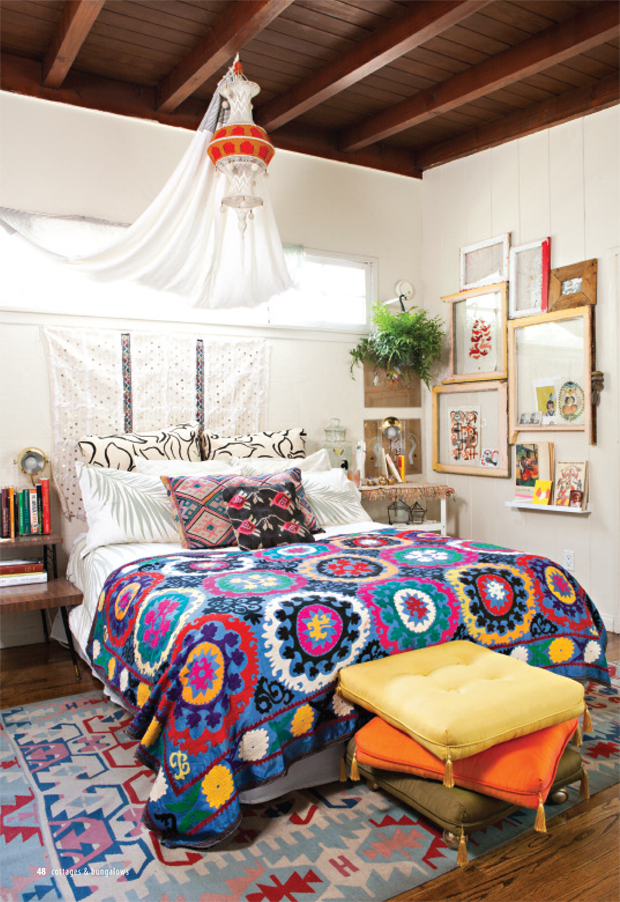 gorgeous design trends for 2016, this is one of my favorites- boho chic!