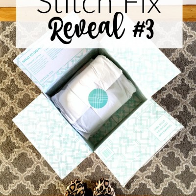 Stitch Fix Reveal #3: Spring Fashion at it's Best!