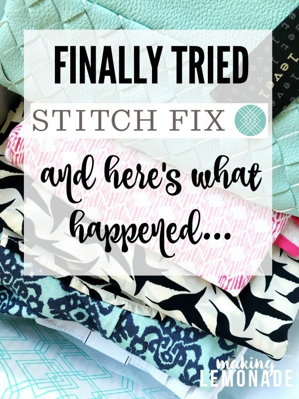 I Finally Tried Stitch Fix, and Here's What Happened