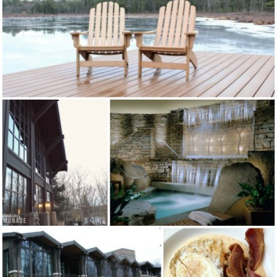 Girlfriend Getaway: The Lodge at Woodloch Resort & Spa Review