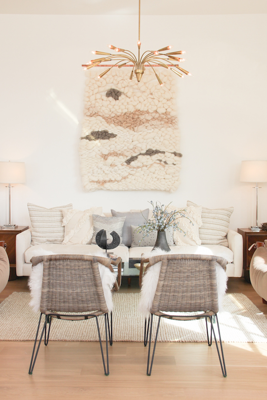 gorgeous design trends for 2016, this is one of my favorites- white walls!