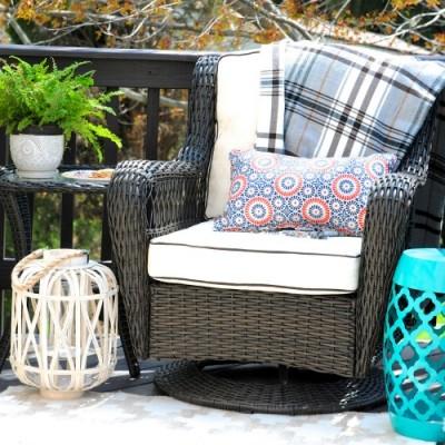 Spring Deck Refresh & Outdoor Living Update