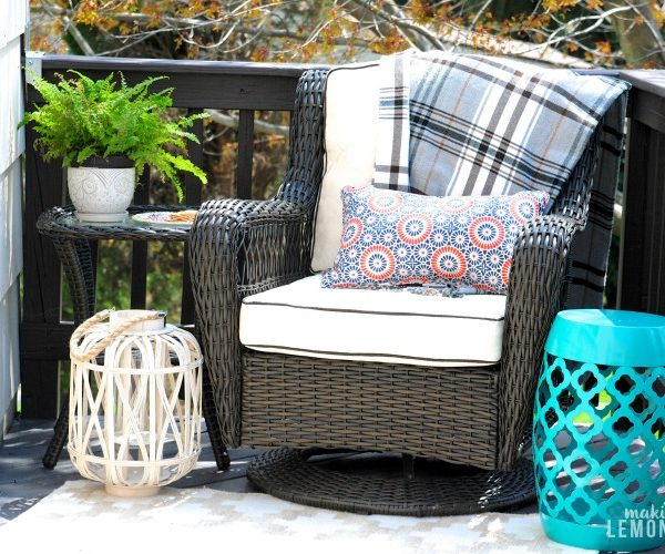 Spring Deck Refresh & Outdoor Living Update