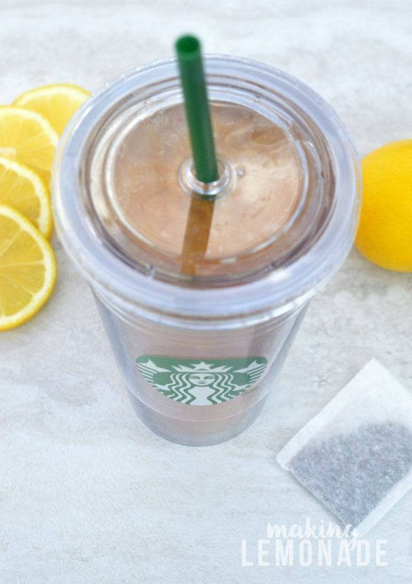 Copycat Starbucks Shaken Iced Tea Lemonade Recipe