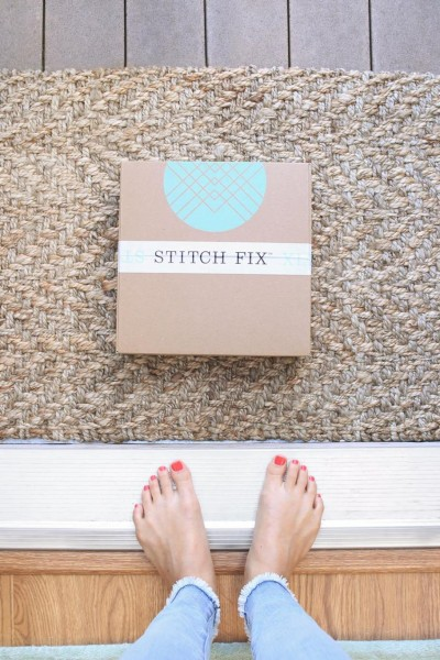Stitch Fix Review #4: Tried The Shoes and Advice Needed!