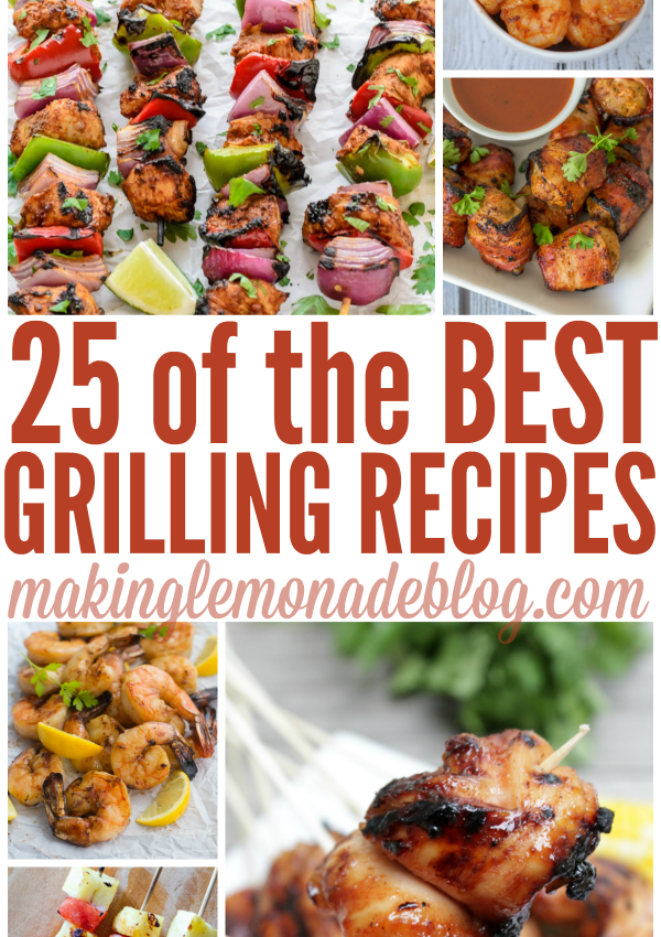 25 of the Best Grilling Recipes