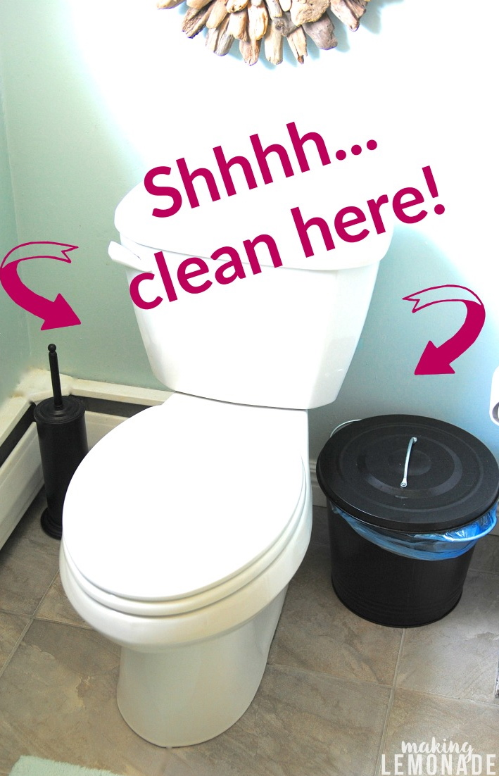 Get Rid Of Stinky Bathrooms Once And, Boys Bathroom Cleaner