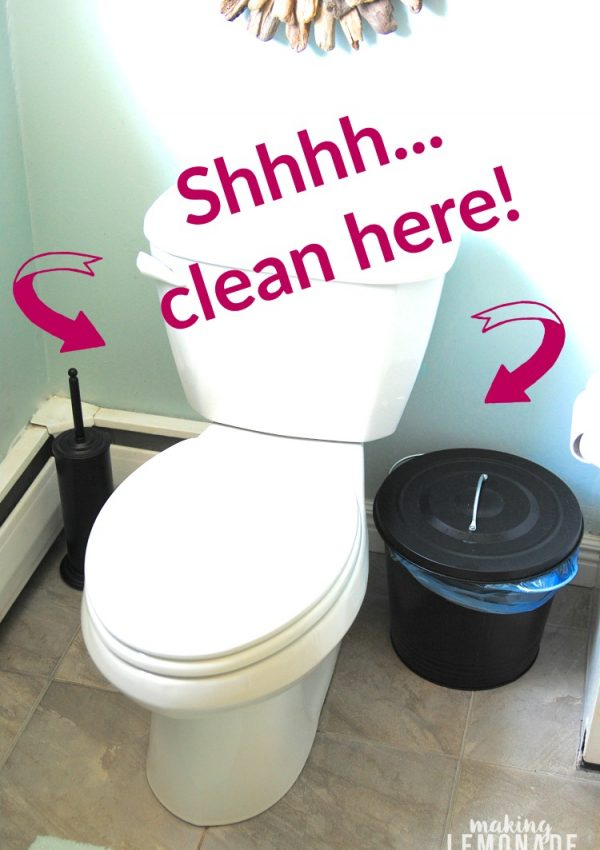 Get Rid of Stinky Bathrooms Once and For All