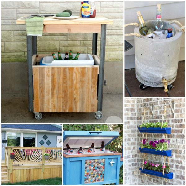 Insanely clever outdoor living ideas and hacks to enjoy all summer long!