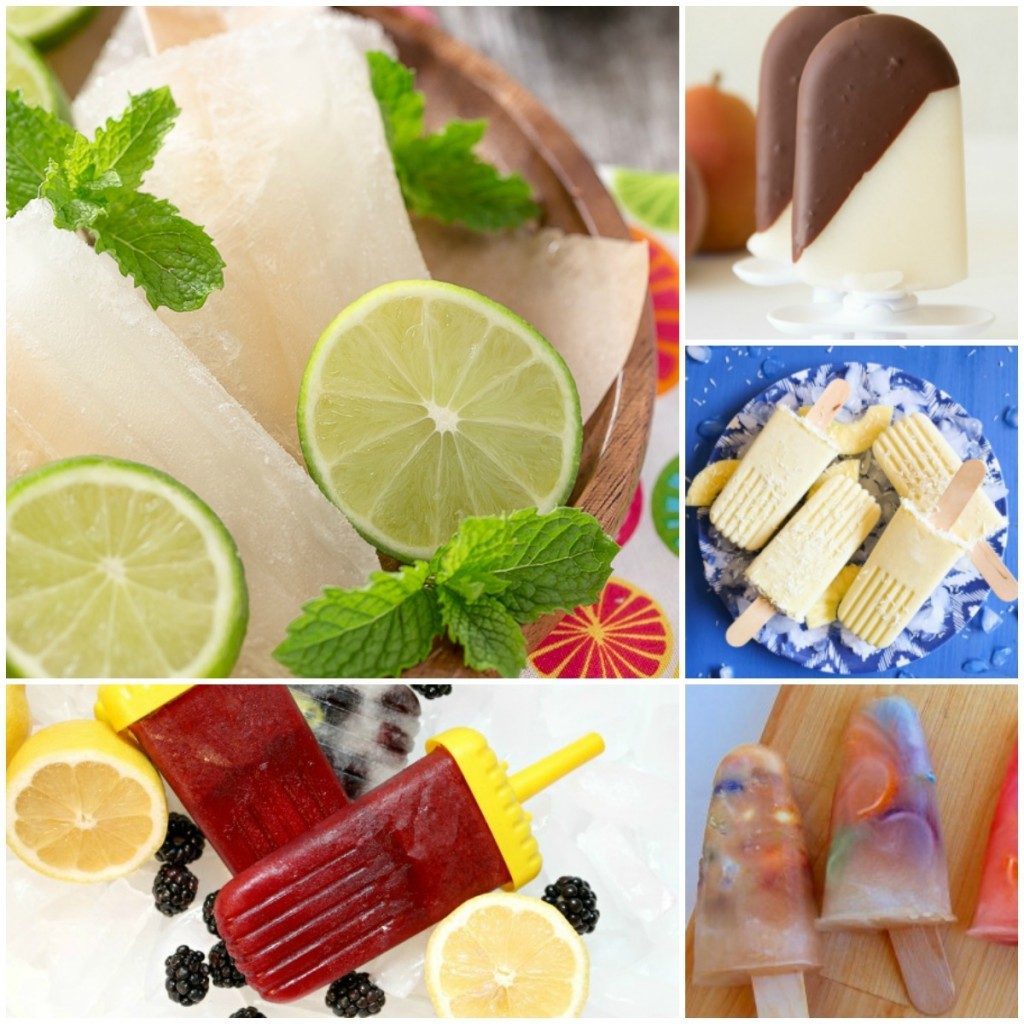 30 delicious and refreshing homemade popsicle recipes; one for every week this summer (and then some!)