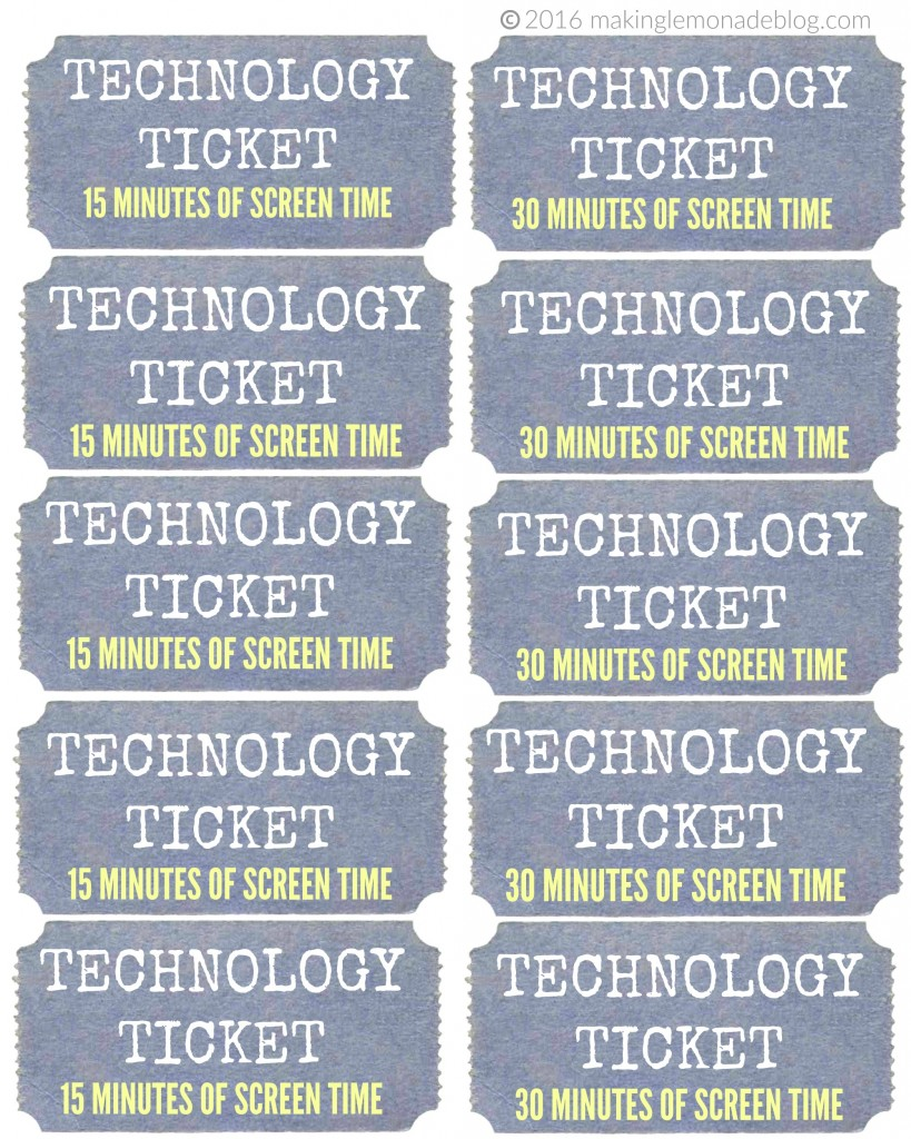image relating to Screen Time Rules Printable known as How We Lowered Display screen Period with NO Tears or Tantrums! (Free of charge