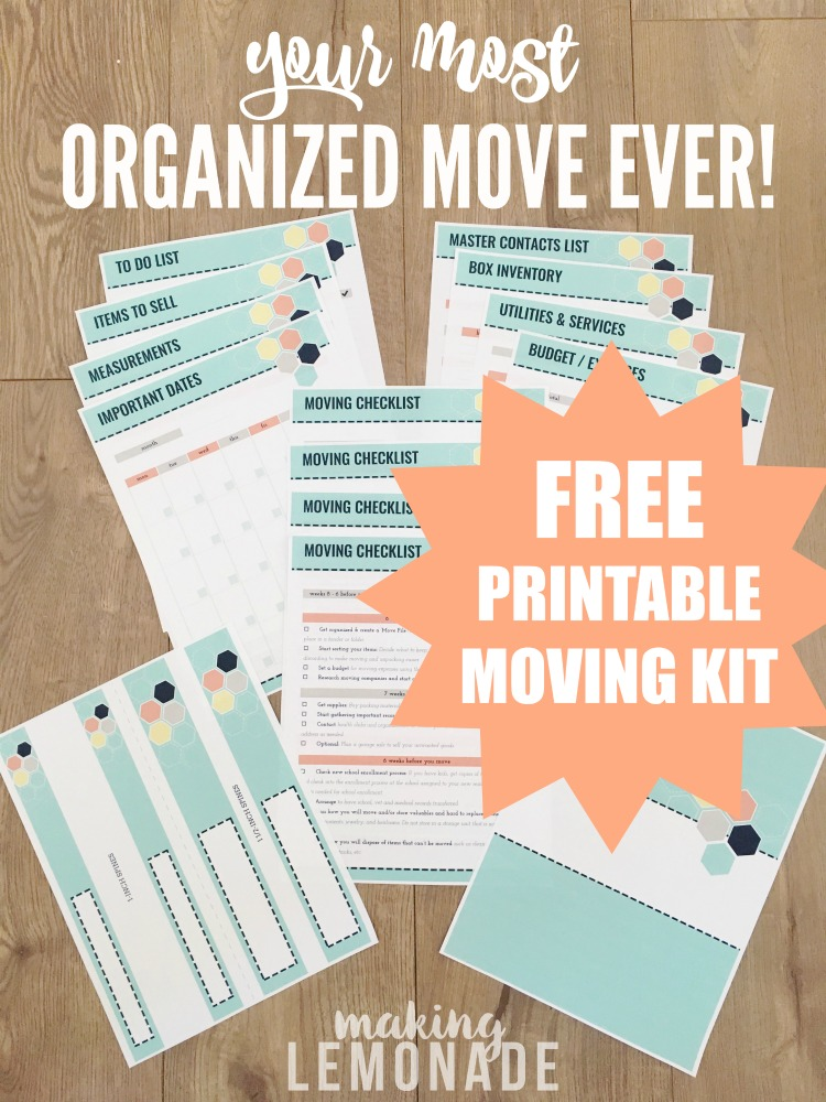 picture about Free Binder Printables identify Greatest Range of Transferring Printables (Totally free Printable