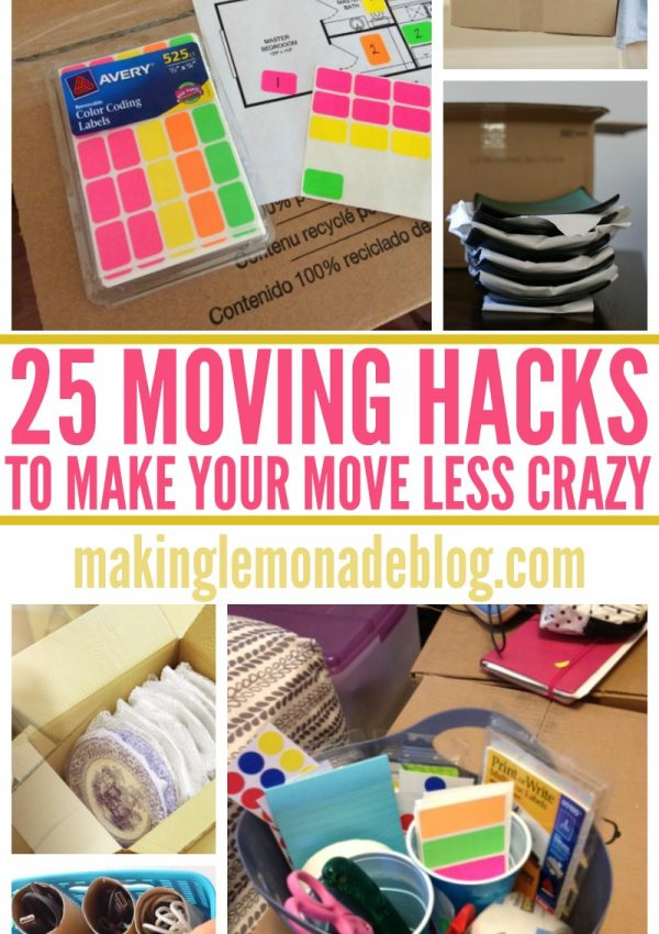 25 Clever Moving Hacks to Make Your Move Easier