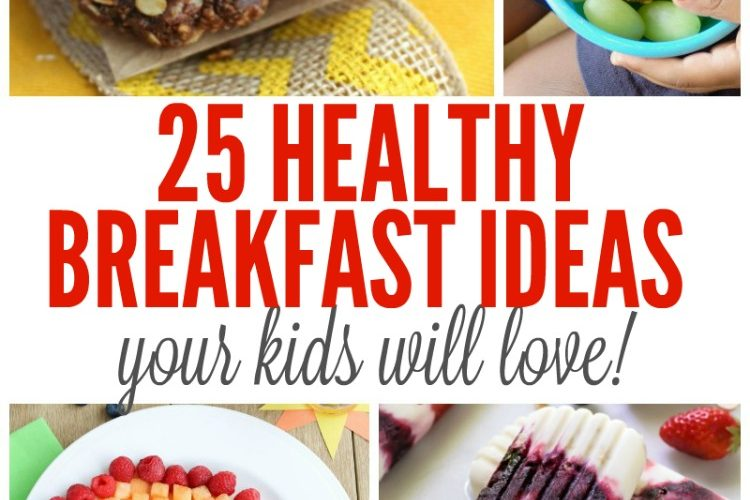 so happy I found these 25 healthy breakfast ideas my kids will LOVE! And I will too, YUM.