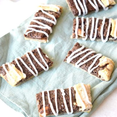 Bite-Sized Brownie Pie Recipe