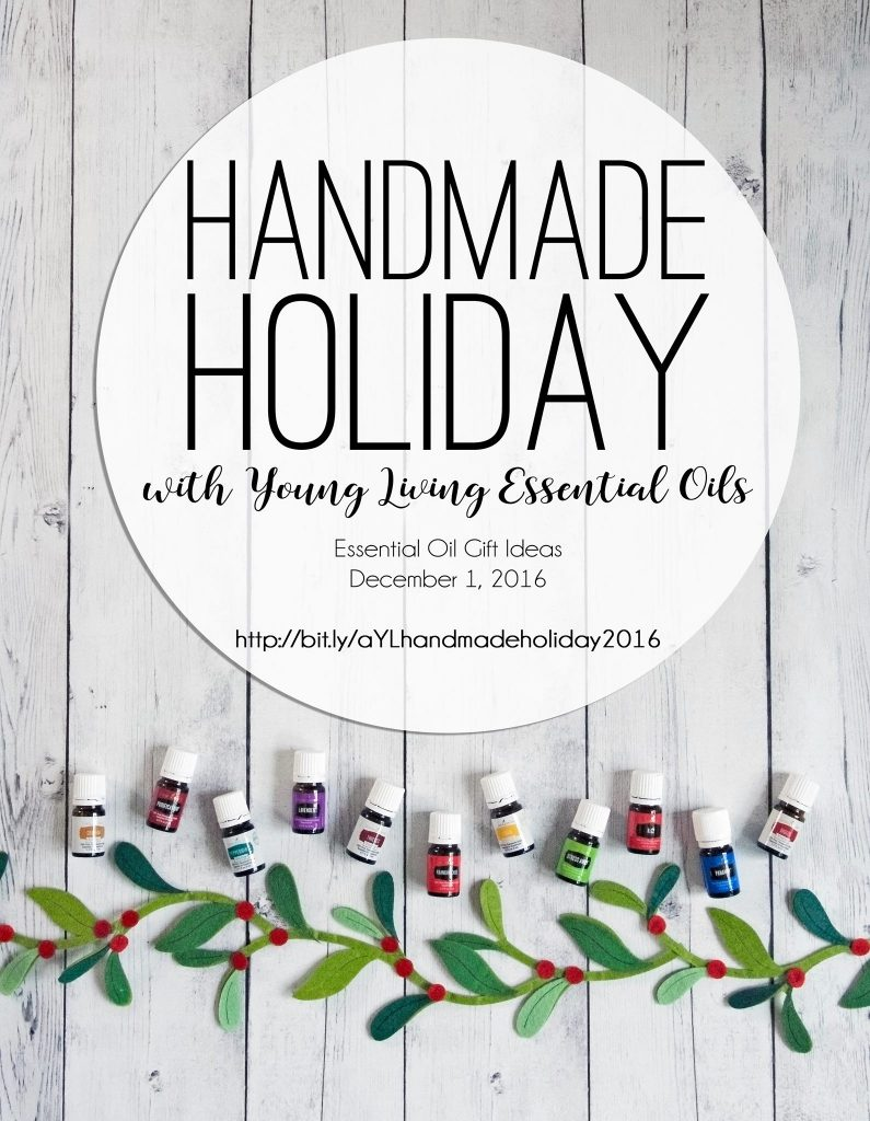 Handmade Holiday with Young Living
