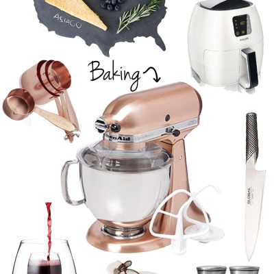 Fab Gifts for Foodies & Entertaining (Holiday Gift Guide #3)