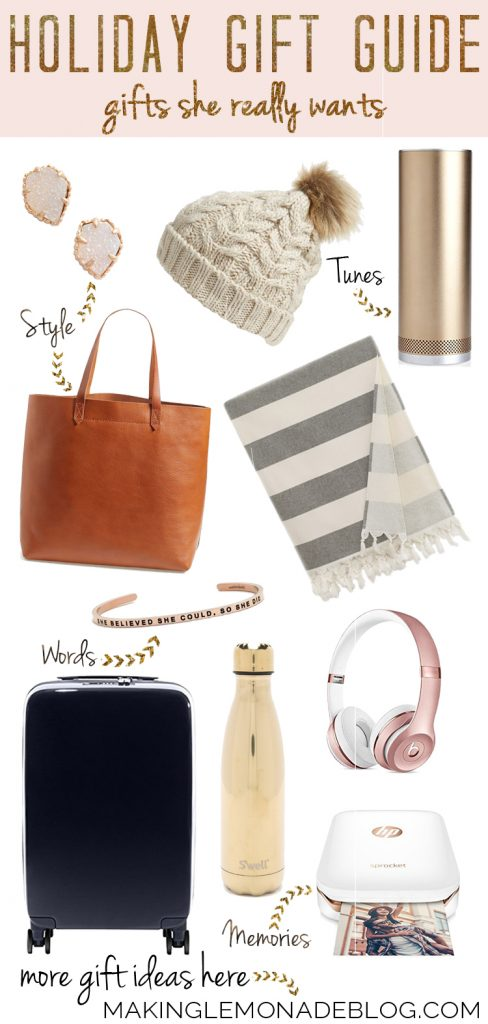 Get Her What She Really Wants With This Hot Holiday Gift Guide For All The Women