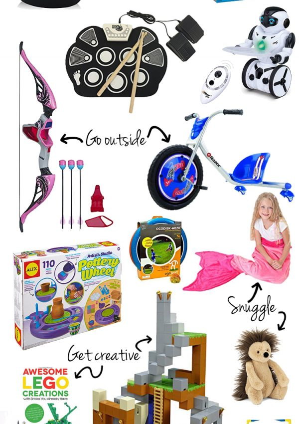 Holiday Gift Guide: Cool Gifts for Kids