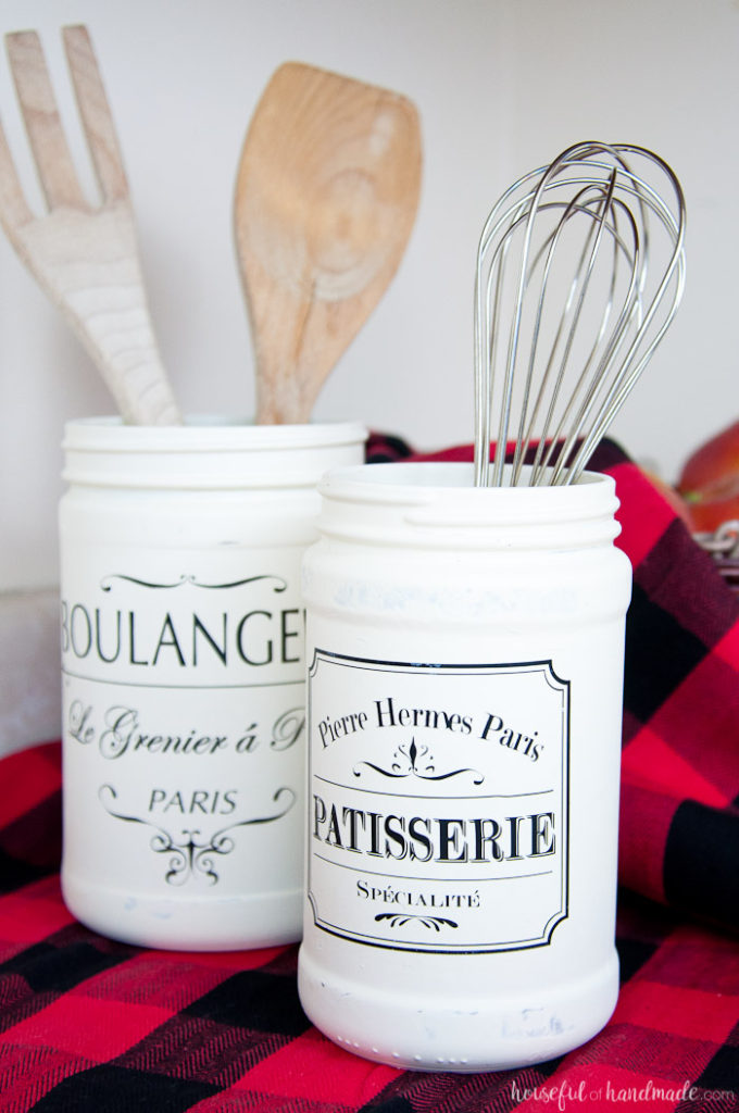 farmhouse kitchen canister