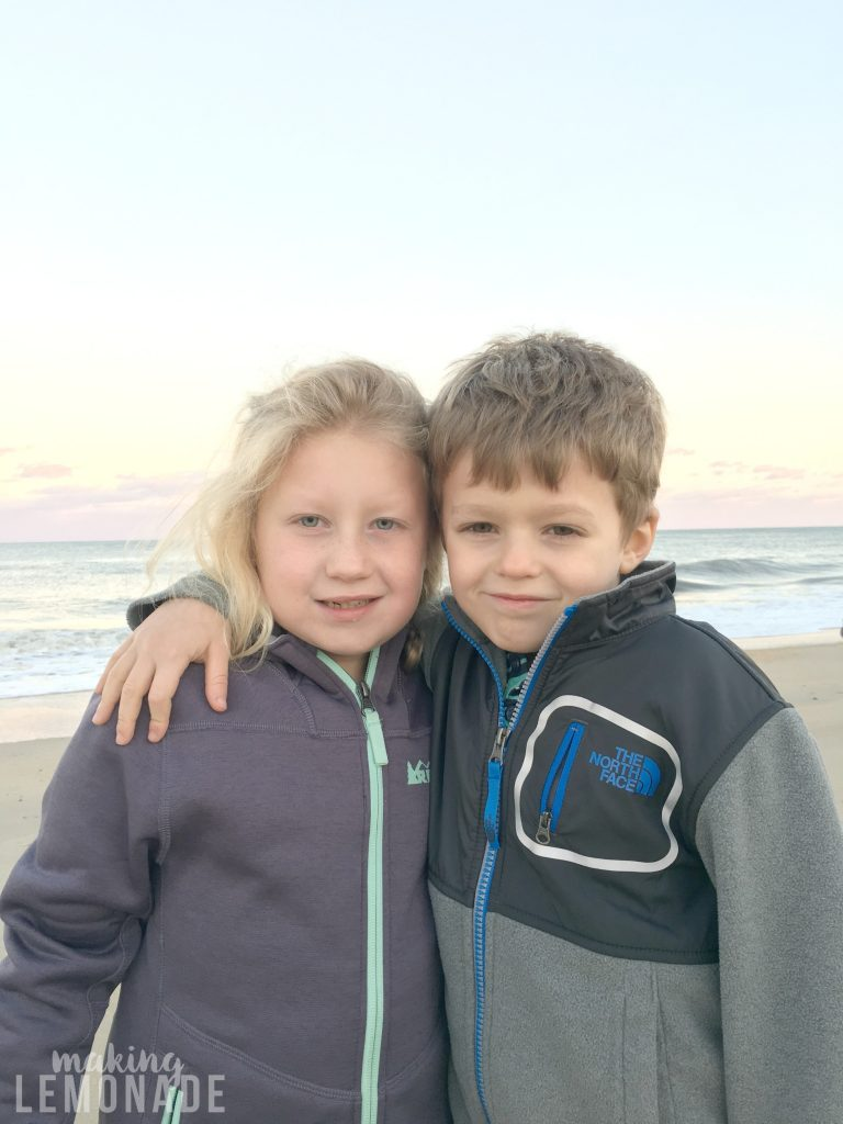 outer banks for thanksgiving