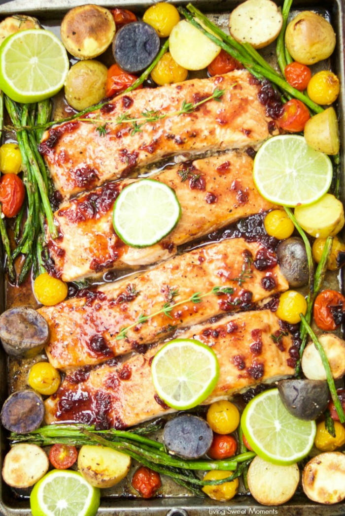 sweet-and-tangy-salmon-sheet-pan-dinner-recipe-1