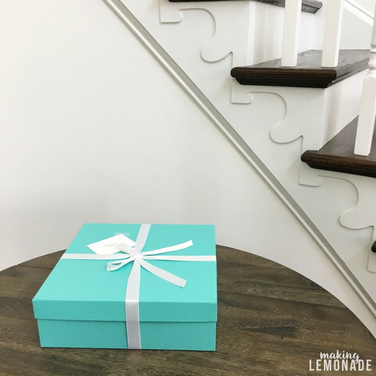 all about moving into a new construction home (gorgeous quartz countertops!)