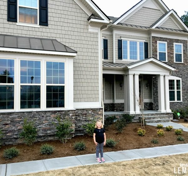 all about moving into a new construction home