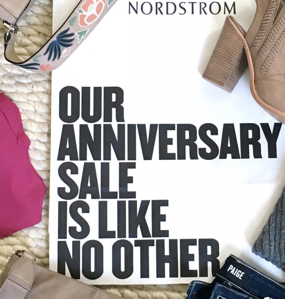 how to use the amazing pieces from the Nordstrom Anniversary Sale to build a core wardrobe you will LOVE