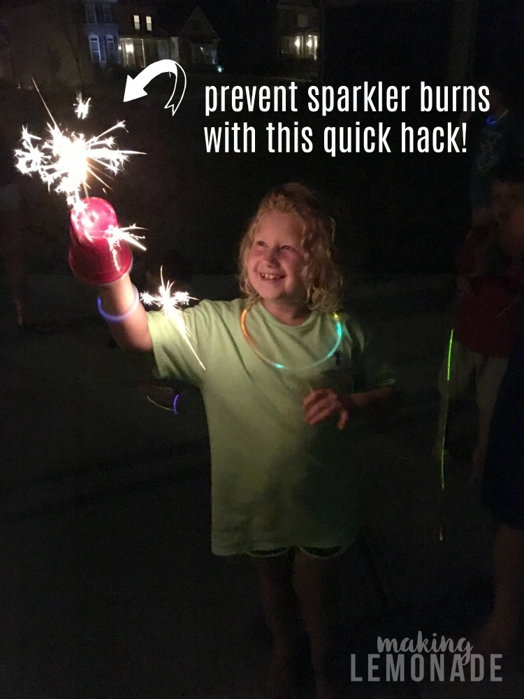 summer and 4th of July hack for kids