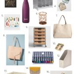 Favorite Back to School Organizing Supplies (For You!)